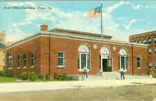 Olney, IL The Post Office 1932