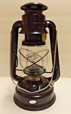 NEW BLACK DIETZ #78 MARS OIL KEROSENE LANTERN BLACK WITH BLACK TRIM 69885JB