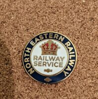 North Eastern Railway WW1 Railway Service Badge (Reproduction)