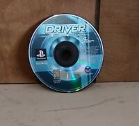Driver Sony PlayStation 1 disc only Tested