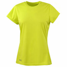 Patternless Plus Size Short Sleeve Tops for Women