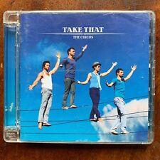 Take That The Circus CD British Boy Band Rock Pop Album