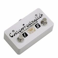 CR® CUSTOM FOOTSWITCH For MARKBASS BIG BANG Bass Amplifier Head - Handwired USA