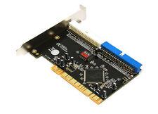 Carte Controleur PCI IDE 133 -  CDROM / DVDROM / HDD