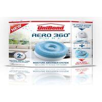 UniBond 2 X 450g Recharge Onglets Aero 360 Pure Humidité Absorbeur D Système