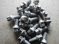 20 Radschrauben Verzinkt M14x1,5x45 R14 Kugel SW17 Mercedes SZ457R14ST Stern