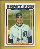 Justin Verlander 2011 Topps 60 Years of Topps Card # 54 Houston Astros Baseball