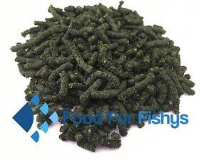 US Spirulina Sinking Sticks Multi-Length Premium Tropical Fish Pleco Cichlid Bot