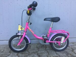PUKY ALU-Kinderfahrrad 12 Zoll in Pink Gebraucht