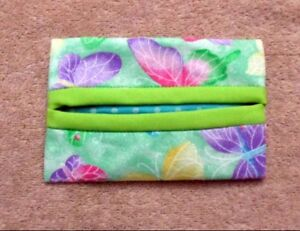 Butterfly Kleenex Holders with Tissues - Easter