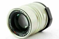Near Mint Carl Zeiss Sonnar 90mm f/2.8 T* AF Lens for Contax G1 G2 from Japan