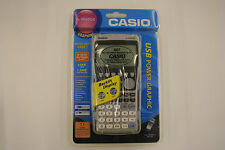 Casio FX-9860GII Graphic Calculator New  8 Lines, 21Characters,USB&Battery Power