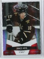 10-11 2010-11 CERTIFIED JAMES NEAL  MIRROR RED /250 46 PANINI DALLAS STARS