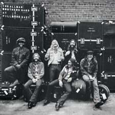 THE ALLMAN BROTHERS BAND AT FILLMORE EAST Double LP Vinyl NEW
