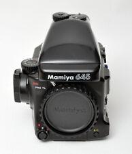 MAMIYA 645 Pro TL Gehäuse / Body + AE Finder  inc. 19% MwSt. / VAT