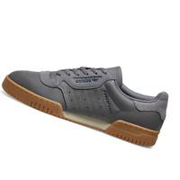 ADIDAS MENS Shoes Powerphase - Grey, Dark Blue & Gum - FU9544