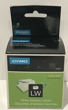 DYMO 30251 White Address Label 1-1/8 x 3-1/2 260 labels/box (dym30251) BRAND NEW