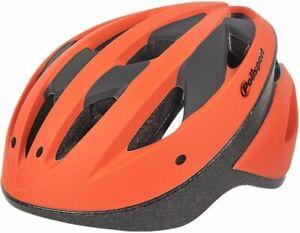 Fahrradhelm Polisport SportRide MTB - Medium (54-58cm) - Orange/Mattschwarz