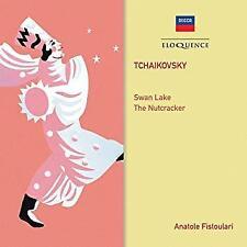 Tchaikovsky Swan Lake The Nutcracker ? Suites Nos. 1 & 2 Audio CD