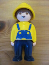 PLAYMOBIL 123 @@ PERSONNAGES @@ HOMME @@ TBE