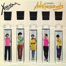 X-Ray Spex - Germfree Adolescents (LTD X-Ray Clear Vinyl) VINYL LP