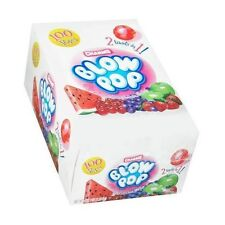 Charms Blow Pops Assorted Flavors - 100 Pops