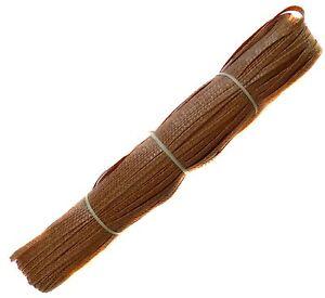 TRESSA SWISS BRAID SINGLE STARBRIGHT 5mm WIDE - 10 metres long CORAL