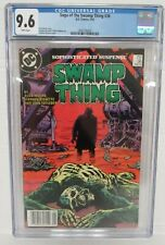 Saga of the Swamp Thing #36 (1985) DC Comics Bissette Cover CGC 9.6 O168