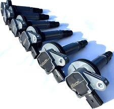 FORD LINCOLN IGNITION COILS 3.5L 3.7L 3.5 3.7 EDGE FLEX FUSION TAURUS MKX MKZ V6