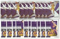 x100 Mixed KYLE KUZMA Basketball card lot/set Contenders Revolution L.A. Lakers!