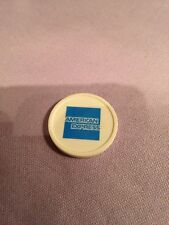 Jeton De Caddie Chariot American Express - 03042015