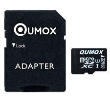 QUMOX 64GB MICRO SD MEMORY CARD CLASS 10 UHS-I 64 GB SPEICHERKARTE Sye