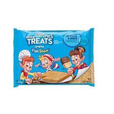 Kellogg's Rice Krispies Treats, Crispy Marshmallow Squares, Original 32 oz Sheet