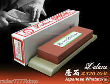 Japanese New Stone #320 Grit Sharpening Whetstone Cookware Cutlery Re-new