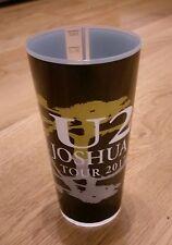 U2 Exclusive Joshua Tree Tour 2017 Plastic Pint Glass / Tumbler