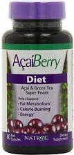 AcaiBerry Diet, Natrol, 60 capsule 1 pack