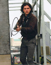 KIT HARINGTON - Signed 10x8 Photograph - TV - GAME OF THRONES