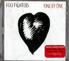 FOO FIGHTERS ONE BY ONE LIMITED EDITION + BONUS DISC CD SEALED