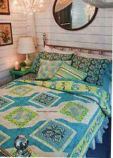 Glitz & Glamour Quilt Pattern Pieced SH