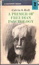 B0007HGO4W A Primer of Freudian Psychology (Mentor Books)