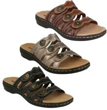 421a1ccd981c Clarks Women s 100% Leather Sandals for sale