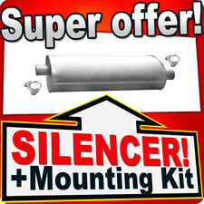 Middle Silencer JEEP GRAND CHEROKEE WJ/WG 3.1 4.7 4x4 Exhaust Box AFN