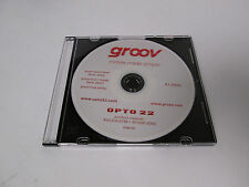 Opto 22 GROOV CD Rom Disc Quick Start User Guide Find Utility