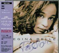 Regina Belle - Passion JAPAN CD OBI_SRCS-5995