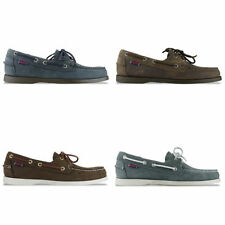 Sebago Leather Boat Casual Shoes for Men
