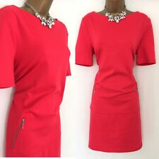 Wallis Dress Size 14 Red Party Occasion Evening Races summer sun holiday C202