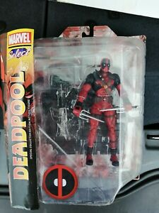 Deadpool Collectors Action Figure - Marvel Select - Diamond Select Toys
