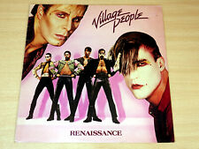 EX !! Village People/Renaissance/1981 Mercury LP