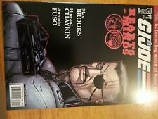 GI Joe IDW Series Hearts and Minds comic issue 1 Brooks Chaykin Fuso