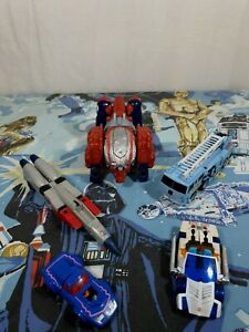 Transformers G1 & 1990s Junkers Spares Or Repair Action Figures Lot No2 Hasbro